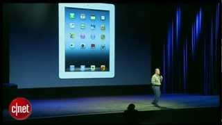 iPad 3 Unveiling