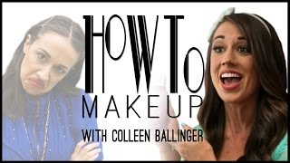 The Too-Much-Makeup Dilemma/ How to Makeup feat. Miranda Sings + Colleen Ballinger