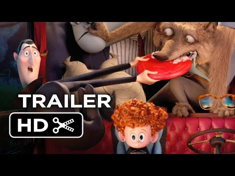 Hotel Transylvania 2 Official Trailer #1 (2015) - Animated Sequel HD