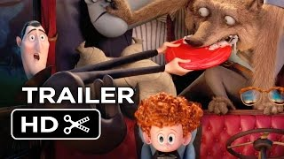Video clip Hotel Transylvania 2 Official Trailer #1 (2015) - Animated Sequel HD