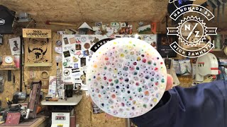 ORBEEZ trapped in resin! What happens? Trypophobia Warning DO NOT WATCH....