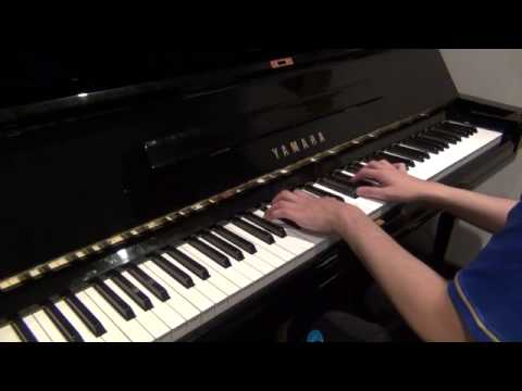 Lana Del Rey – Video Games (piano cover)