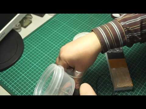 Модельный флок своими руками