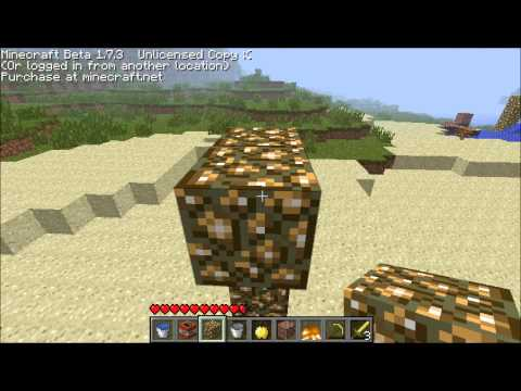 Minecraft How to make portal to Aether