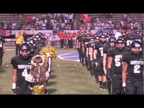 Servite Ca Hs Vs Bishop Gorman Nv Hs 2012 Football