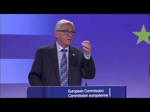 "Juncker on Greece: ""I feel betrayed"""