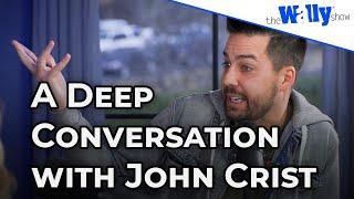 A Deep Conversation with Comedian John Crist