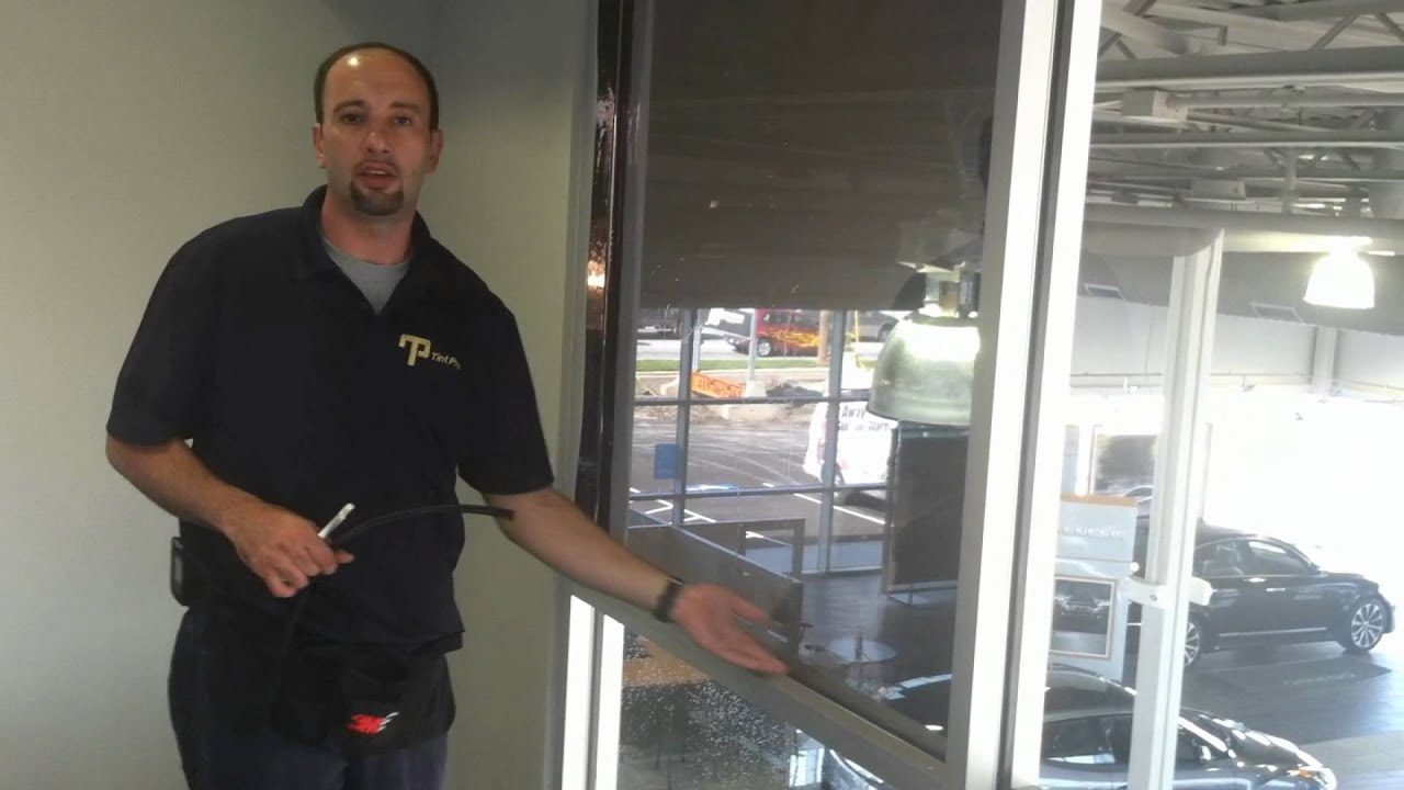 How To Install Privacy Glass Tint One Way Mirror Tint