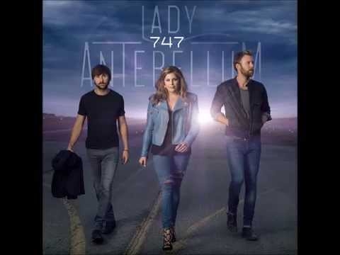 Lady Antebellum - Just A Girl