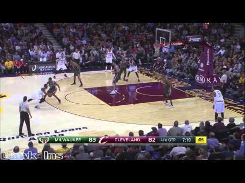 Kyrie Irving 2014-2015 Season(Part 1)