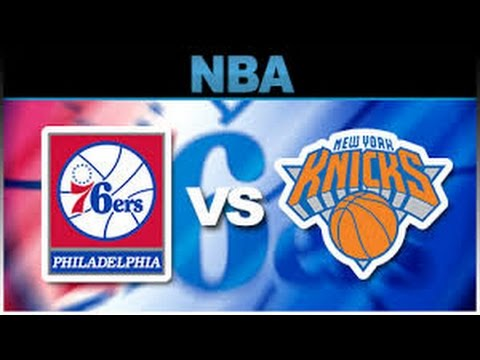 New York Knicks vs Philadelphia 76ers Pretemporada 2014 (1)