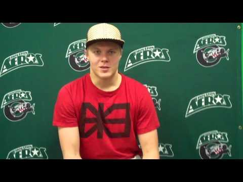 Get to know an Aero: Mikael Granlund