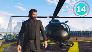 TURNING MICHAEL INTO JOHN WICK - Grand Theft Auto 5 - Part 14