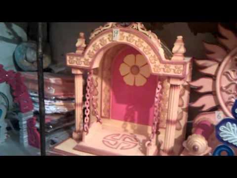 Om Ganpati Decorations - YouTube