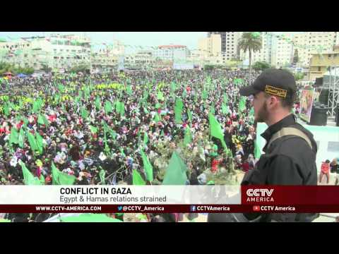 Hamas rejects ceasefire proposal by Egypt