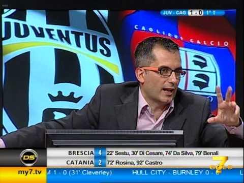 Diretta Stadio 7Gold (Juventus Cagliari 1-1) Juve ritrova Pogba