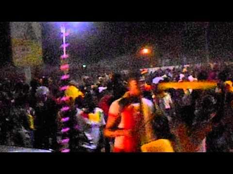 Manifestation des supporters du syli national de Guinée à Conakry
