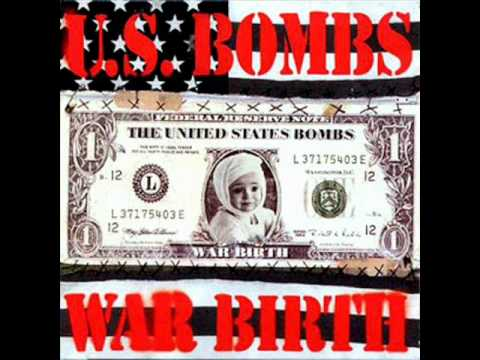 Us Bombs - Orange Crunch