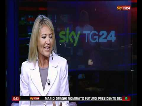 Intervista a Solen De Luca – Questione di correnti (Sky tg 24)