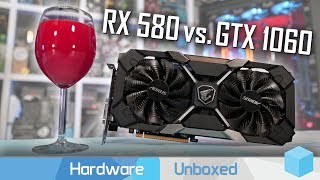 Radeon RX 580 vs. GeForce GTX 1060, FineWine Strikes Once Again?