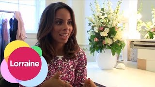 Rochelle Humes' First Fashion Show Exclusive | Lorraine