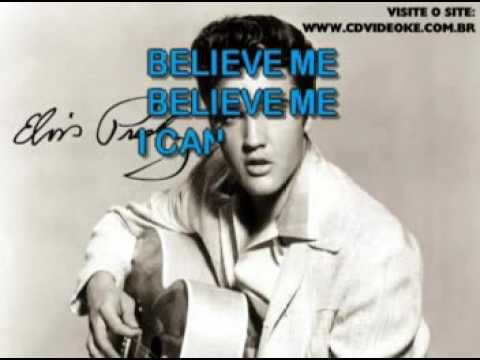 Elvis Presley   You Don't Have To Say You Love Me