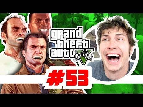 Grand Theft Auto V: NEW MISSIONS - Part 53