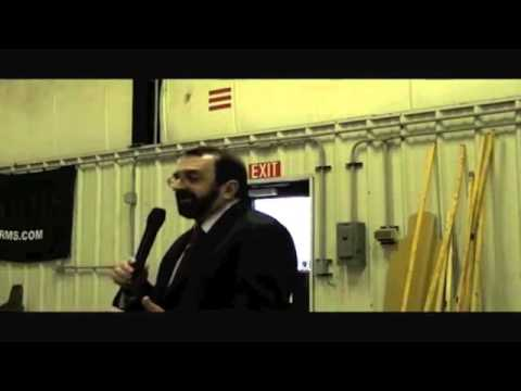 Robert Spencer: the Boston jihad bombings & the war on free speech, Southington, CT, 4/27/13