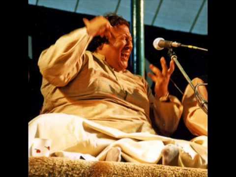Sawan ki bheegi raaton main....legend Nusrat Fateh Ali Khan -...