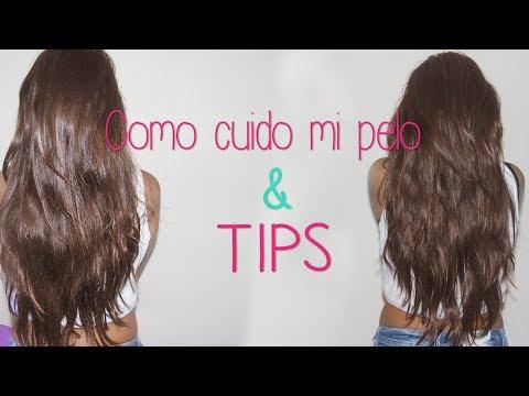 Como cuido mi pelo♡ & unos poquitos TIPS♥