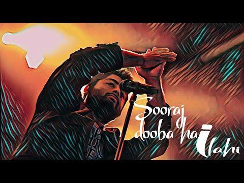 Sooraj Dooba Hai | Ilahi | Arijit Singh Live