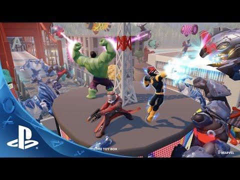 Disney Infinity: Marvel Super Heroes (2.0 Edition) – Walk It | Ps4, Ps3 video