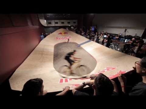 Red Bull Mini Drome - Auckland New Zealand