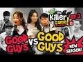 The Killer Game by Uniqlo S2EP2 - GOOD GUYS VS GOO