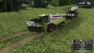 Ls, 2011, CLAAS, Lexion, Fendt, Multiplayer