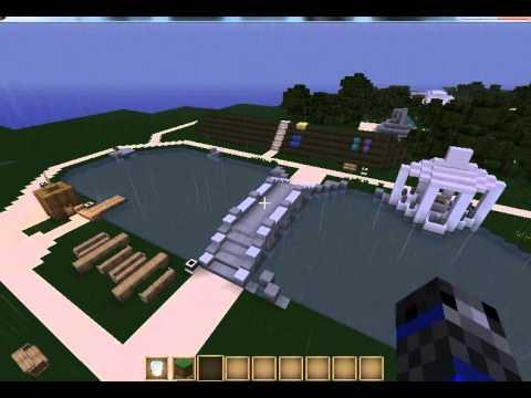 Minecraft 1.5.2 - Mapa de Un show más (el mejor)