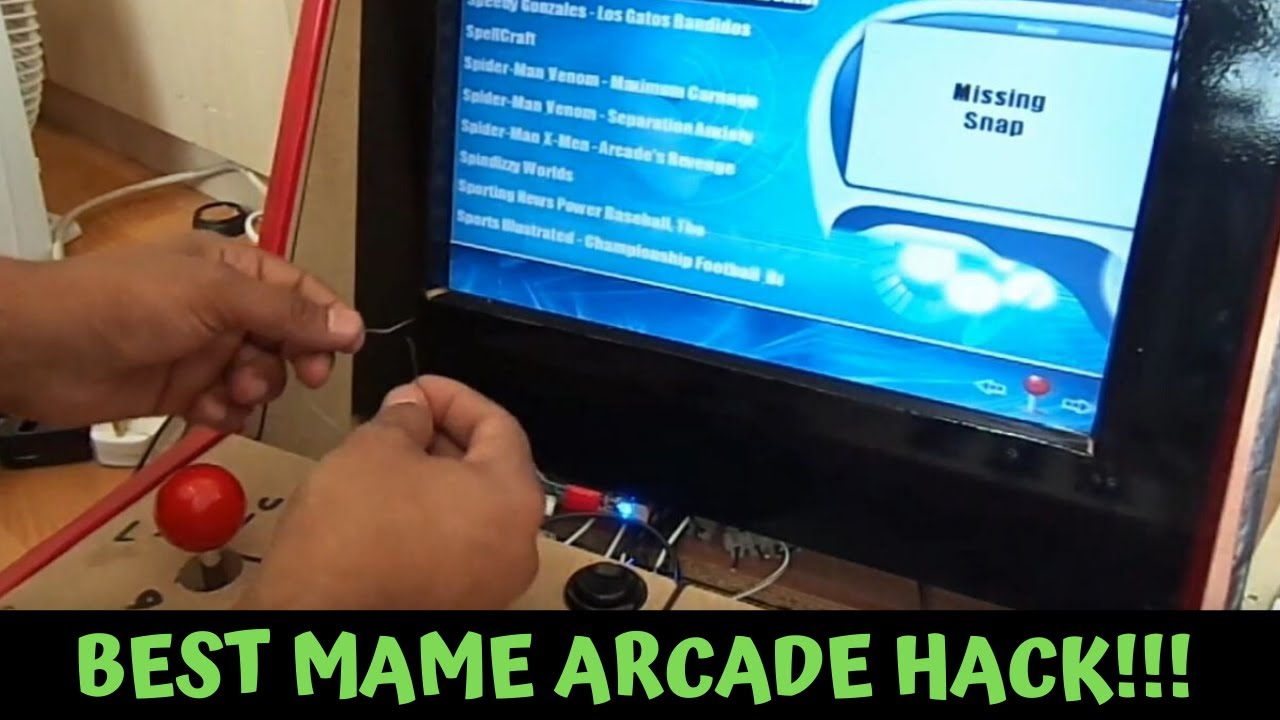 How To Hack A Laptop Power Switch For Mame Bartop Arcade