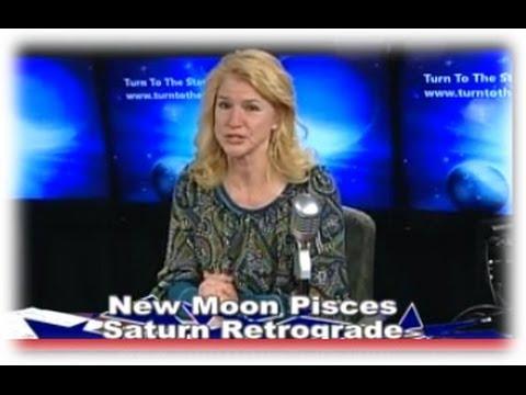 New Moon In Pisces - Saturn Retrograde - Retrograde Patterns