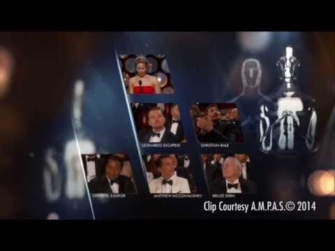 Leonardo Dicaprio reaction | Oscars 2014
