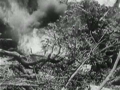 Fury in the Pacific 1945 World War II Documentary Peleliu Angaur