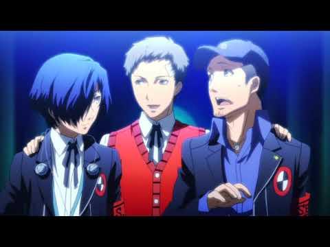 Persona 3 AMV - The Nights By Avicii