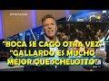 Fantino re caliente con River Campeón Supercopa carga contra los jugadores de Boca y el DT MP3