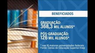 Pós-graduação paga em universidades federais é tema da coluna Lá e Cá
