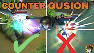 Counter Gusion Daggers Easily - Mobile  Legends : Bang Bang