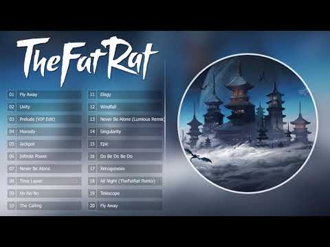 Top 20 songs of TheFatRat 2017 - TheFatRat Mega Mix