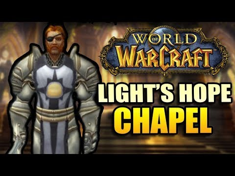 Light's Hope Chapel // Nub's RP Let's Play // World of Warcraft