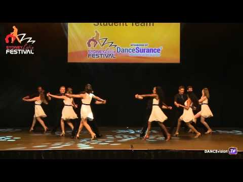 Rio Rhythmics Student Team - 2016 Sydney Latin Festival