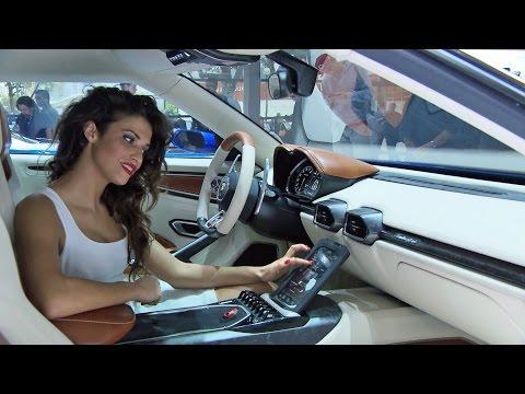 ► Lamborghini Asterion INTERIOR