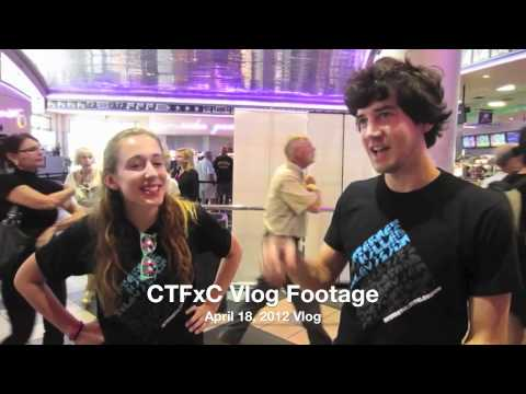 Bonus Footage From the Sarasota Film Festival and Meeting Alli Trippy, Datev, and Justin