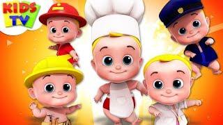 Baby Songs & Nursery Rhymes   Preschool Songs for Children   Kids Cartoon